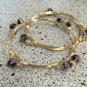 Jewelry - 2 Hand made wire bracelets
